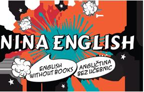 Nina English Logo