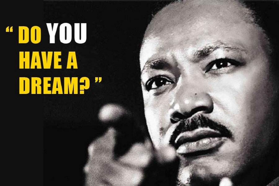 Martin Luther King - Do you have a dream?