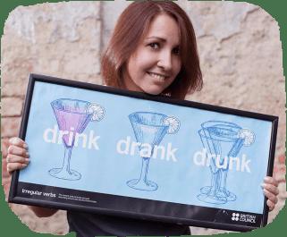 Zakladatelka kurzů zážitkové angličtiny v Brně - pro ženy bez učebnic