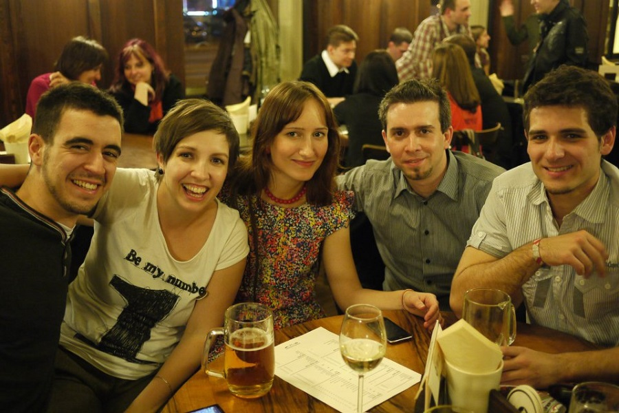 Where to practise English in Brno?