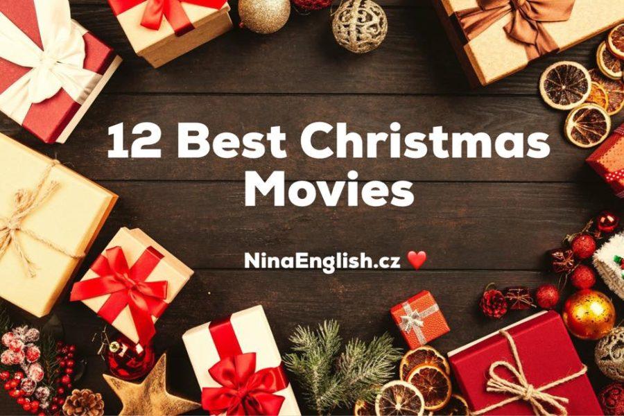 12 nej vánočních filmů v angličtině