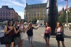 Kurz zážitkové angličtiny v Brně - středně pokročilí